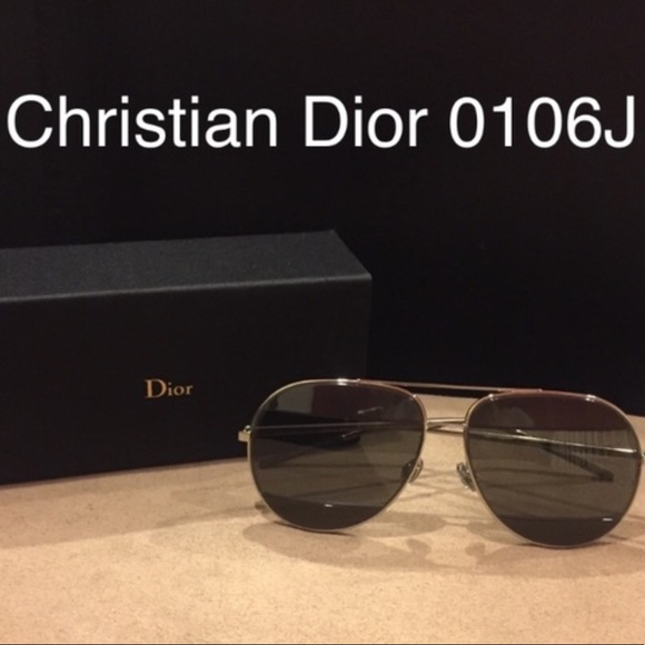 848a7add4ba1 Dior Aviator split lens sunglasses